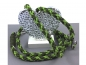 Preview: Paracord Leine 8-fach, 2-farbig_01