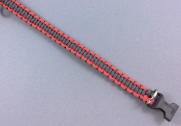 Set Halsband Cobra, Paracord 550