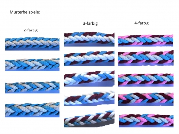 Set Leine Herringbone, Paracord 550
