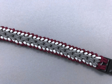 Set Halsband Sanctified Chainmail Endless Falls, Paracord 550