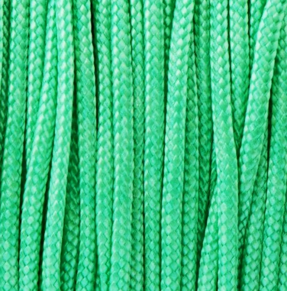 Paracord 425 mint Meterware